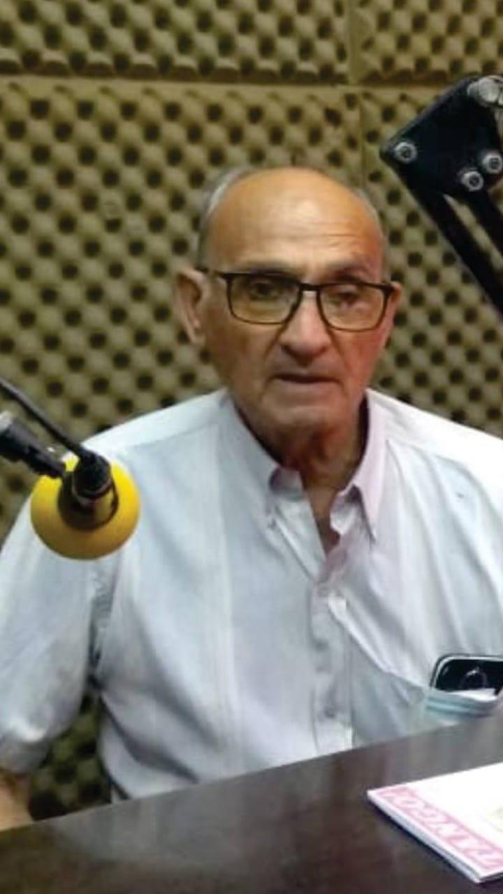 LA MESA DEL TANGO - Conducen Juan Pablo Viale y Nito Abertondo.