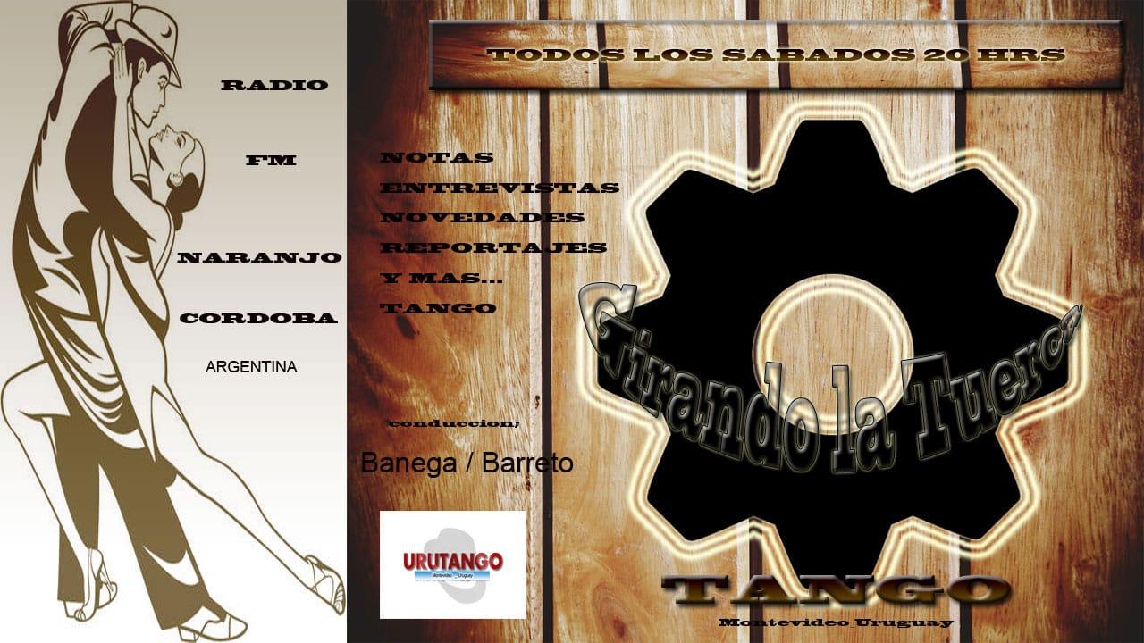 GIRANDO LA TUERCA - Conducen: Banega y Barreto.