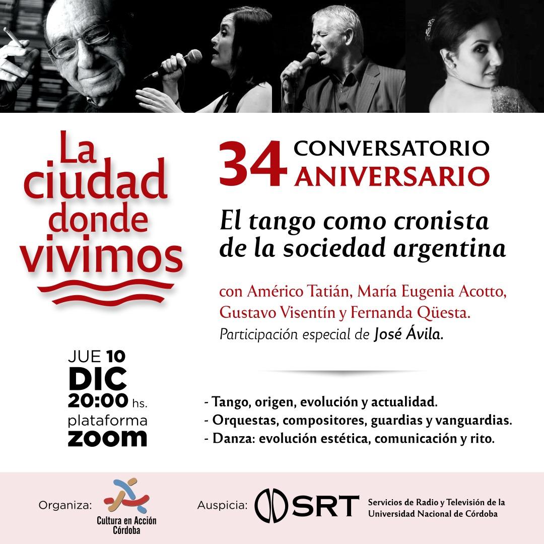 El Tango como cronista de la sociedad Argentina